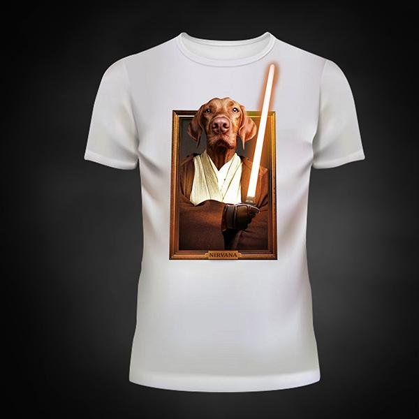 T-shirt Le Jedi - Aristocracy Family