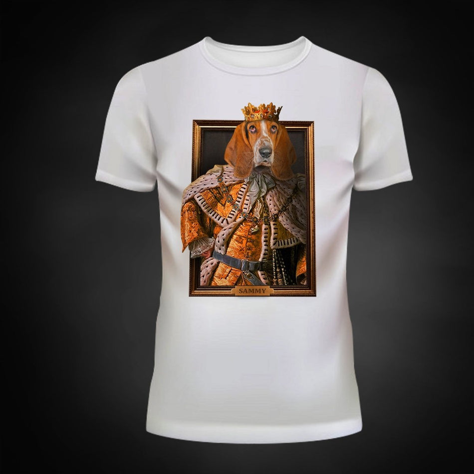 T-shirt Le Roi - Aristocracy Family