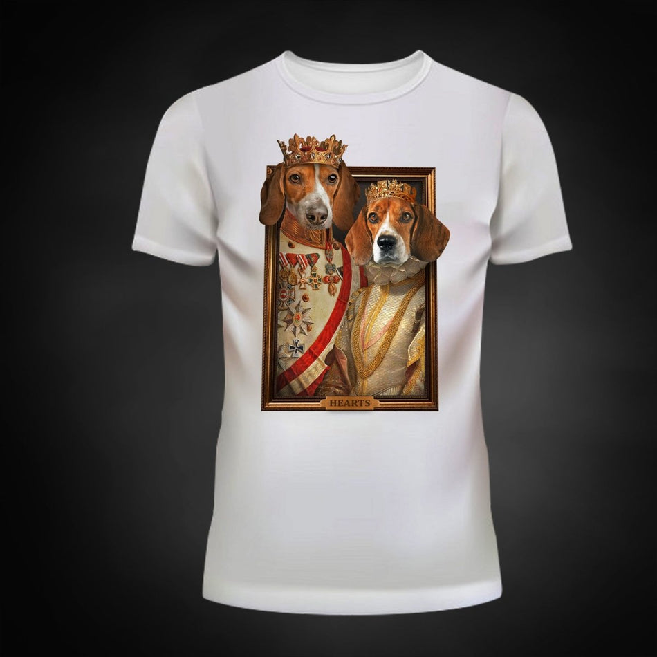 T-shirt Les Princes - Aristocracy Family