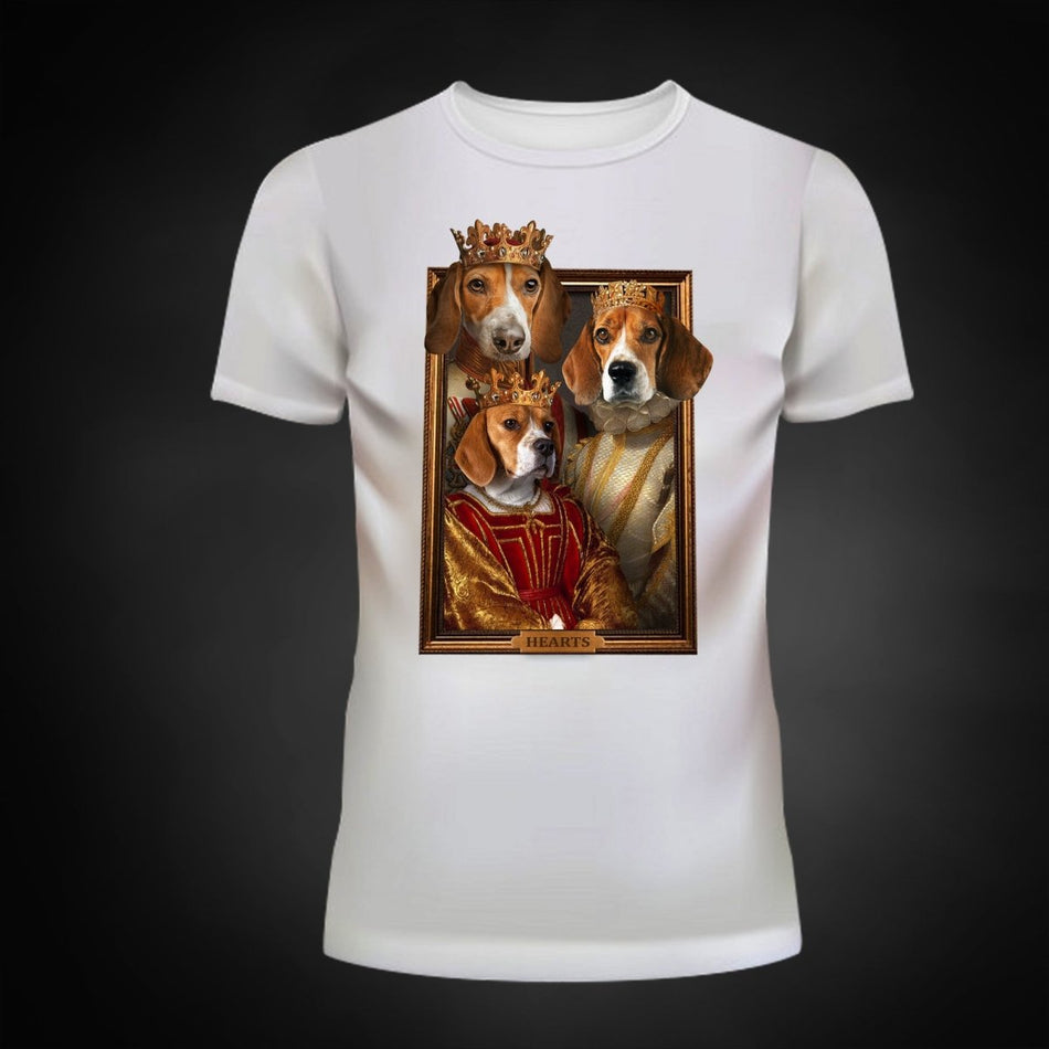 T-shirt Les Souverains - Aristocracy Family