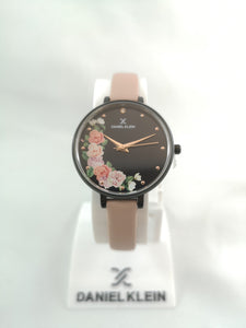 Daniel Klein Floral Watch