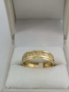 10 KY Gold Band