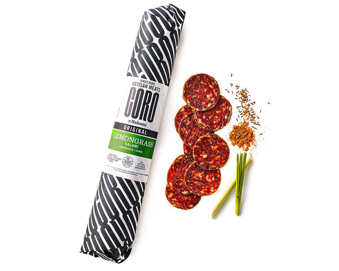 Lemongrass Salami Deli Stick (New!)