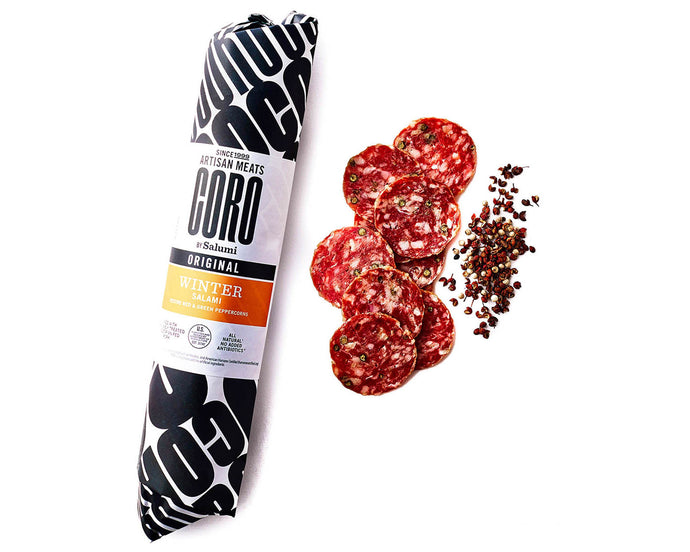 Winter Salami 2lb Deli Stick