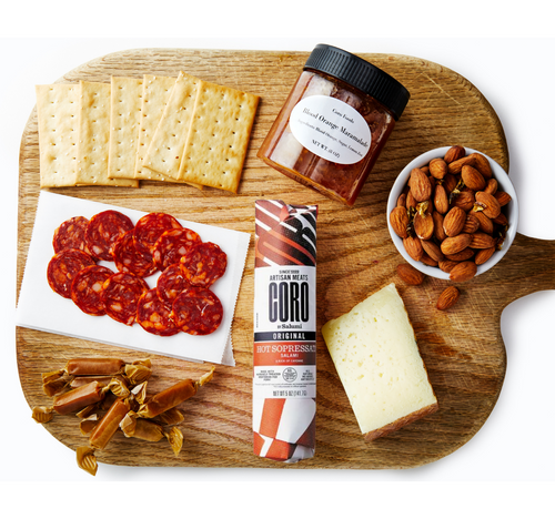 Spring Sweet & Savory Charcuterie Box