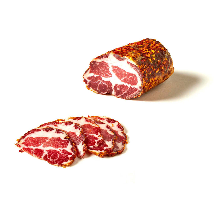 Uncured Coppa