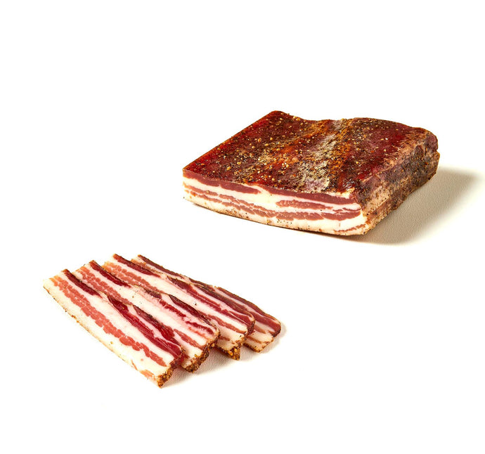 Uncured Tesa Pancetta