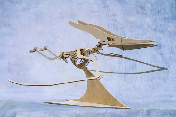 Pteranodon HD 3D Dinosaur Wooden Toy Puzzle