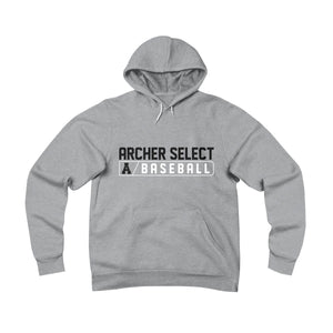 Archer Select Ladies Sponge Fleece Pullover Hoodie