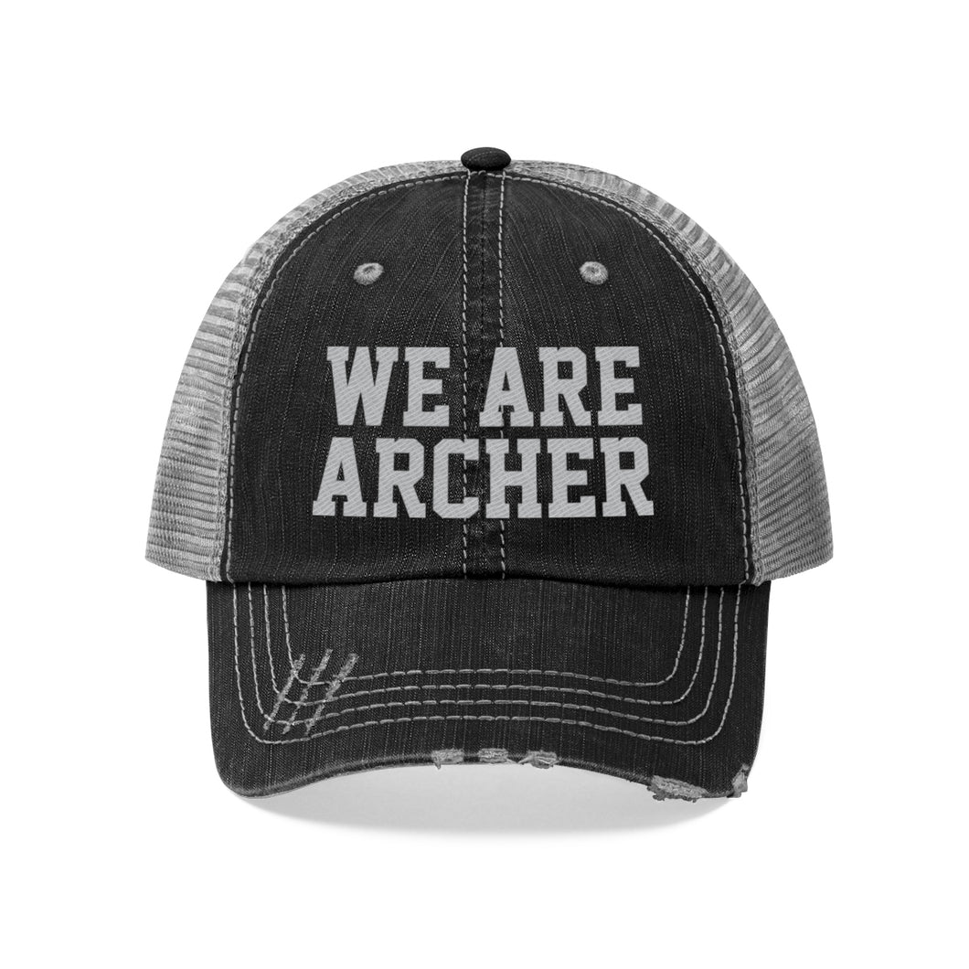 We Are Archer Trucker Hat