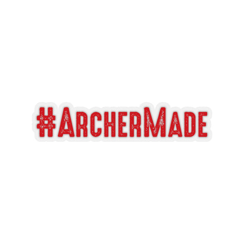 #archermade sticker