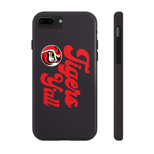 Tigers Y'all Phone Cases (Iphone/Samsung/Android)