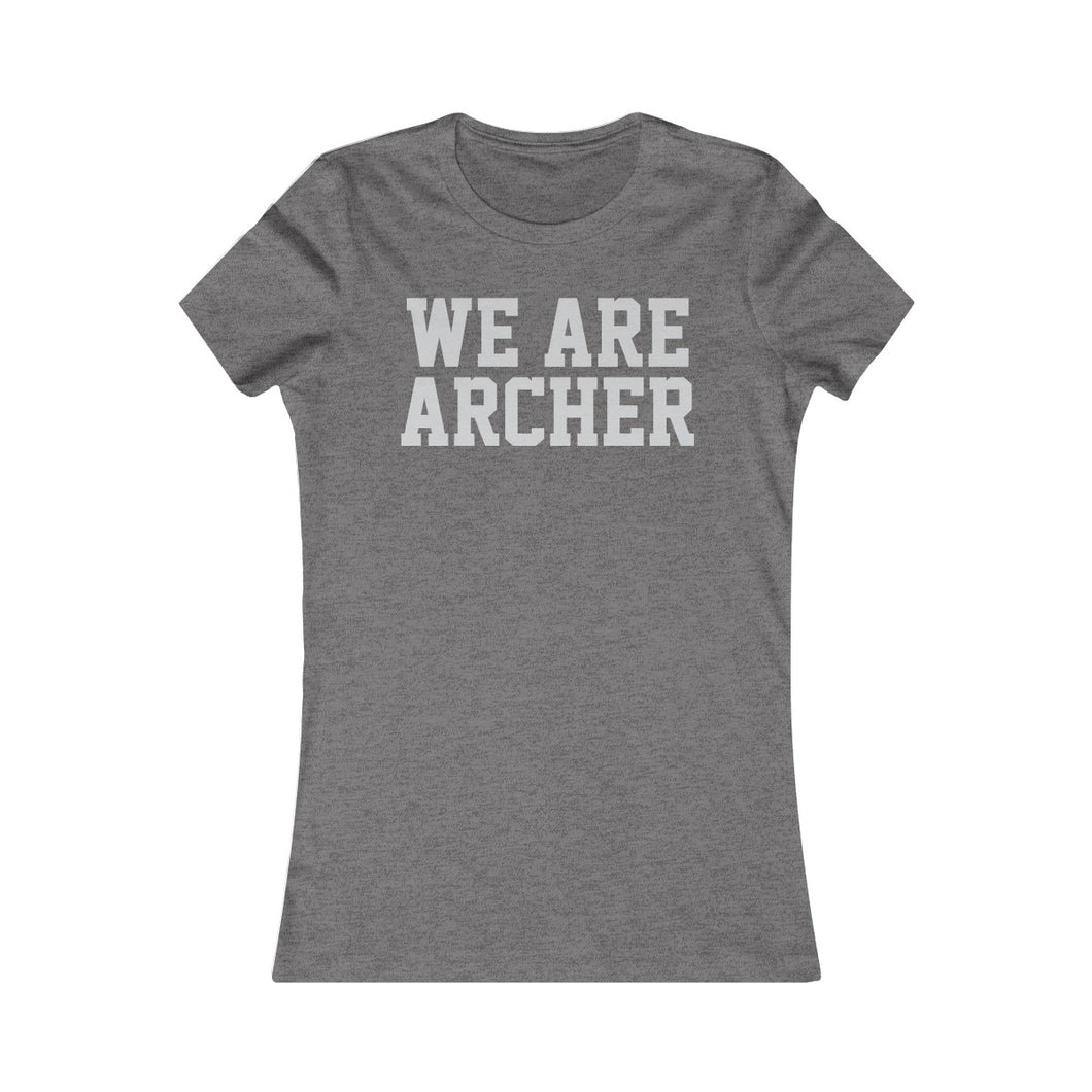 We Are Archer - Lady Tigers