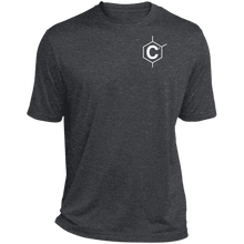 Load image into Gallery viewer, C2 Heather Dri-Fit Moisture-Wicking T-Shirt