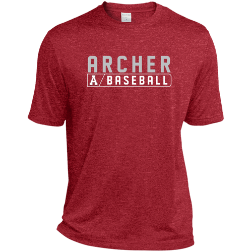 Archer Baseball Bar Logo Dri-Fit SS Tee