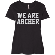Load image into Gallery viewer, We Are Archer Ladies' Curvy T-Shirt