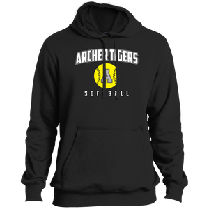 Archer Softball Logo Pullover Hoodie
