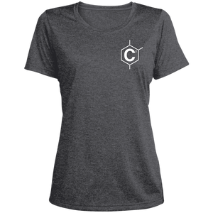 C2 Ladies' Heather Dri-Fit Moisture-Wicking T-Shirt