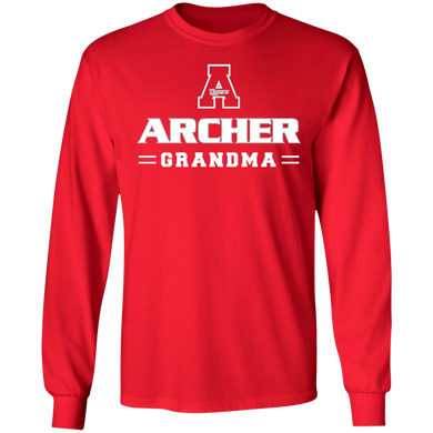 Archer Grandma LS Ultra Cotton T-Shirt