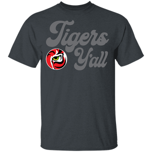 Tigers Y'all Youth Special SS Tee