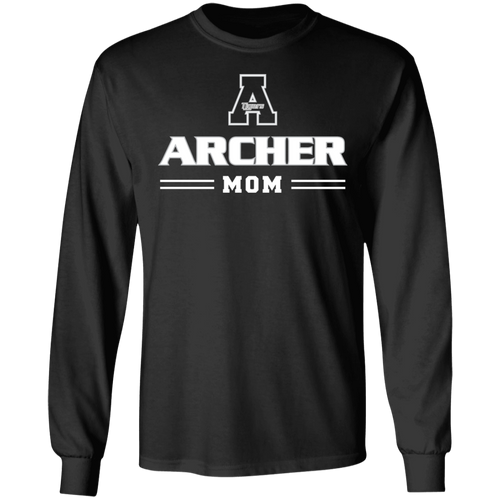 Archer Mom Special  LS Ultra Cotton T-Shirt