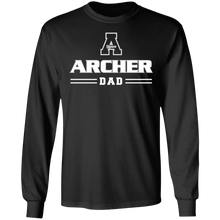 Load image into Gallery viewer, Archer Dad Special LS Ultra Cotton T-Shirt