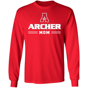 Archer Mom Longsleeve Ultra Cotton T-Shirt