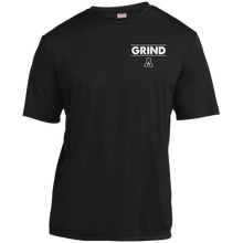Load image into Gallery viewer, Grind Performance Youth Moisture-Wicking T-Shirt