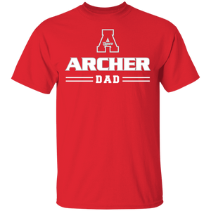 Archer Dad 5.3 oz. T-Shirt