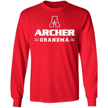 Load image into Gallery viewer, Archer Grandma Special LS Tee