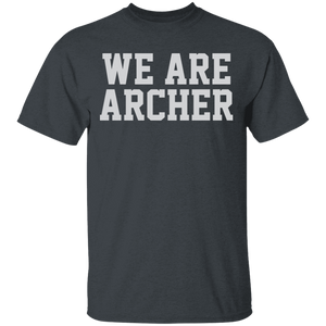 We Are Archer Special SS Tee