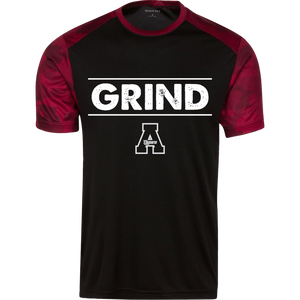 Grind CamoHex Colorblock T-Shirt