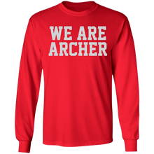 Load image into Gallery viewer, We Are Archer Special  LS Ultra Cotton T-Shirt