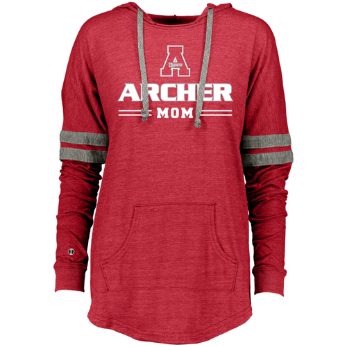 Archer Mom Ladies Hooded Low Key Pullover