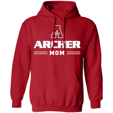 Archer Mom Pullover Hoodie 8 oz.