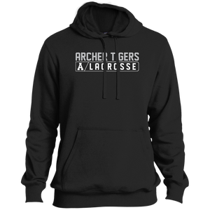 Archer LaCrosse Bar Logo Pullover Hoodie