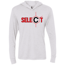 Load image into Gallery viewer, Archer Select C2 Ladies Triblend LS Hooded T-Shirt