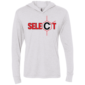 Archer Select C2 Ladies Triblend LS Hooded T-Shirt