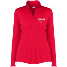 Load image into Gallery viewer, Grind Ladies' Competitor 1/4-Zip Pullover