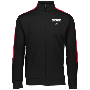 Grind Performance Colorblock Full Zip