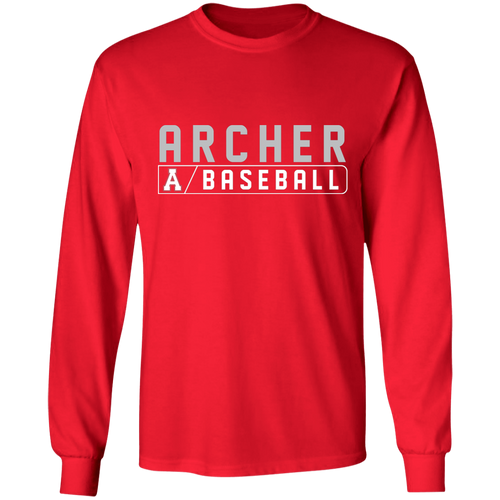 Archer Bar Logo Long Sleeve Tee