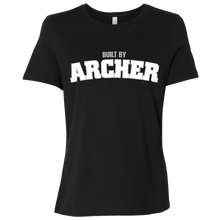 Load image into Gallery viewer, Built by Archer  Ladies' Relaxed Jersey Short-Sleeve T-Shirt