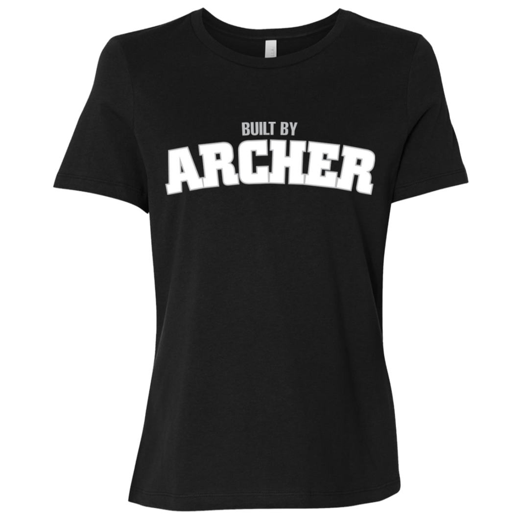 Built by Archer  Ladies' Relaxed Jersey Short-Sleeve T-Shirt