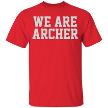 Load image into Gallery viewer, We Are Archer Youth Special SS Tee