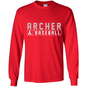 Archer Bar Logo LS Tee