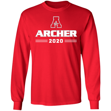 Archer 2020 LongSleeve Ultra Cotton T-Shirt