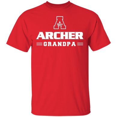 Archer GrandPa  5.3 oz. T-Shirt