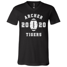 Load image into Gallery viewer, Archer Football 2020 Jersey SS V-Neck T-Shirt