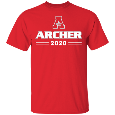 Archer 2020 5.3 oz. T-Shirt