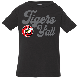 Tigers Y'all  Infant Jersey T-Shirt